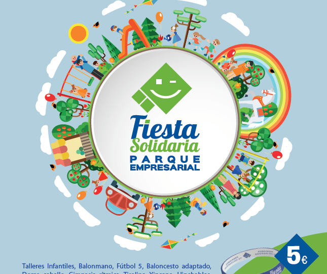 Cartel VIII Fiesta Solidaria
